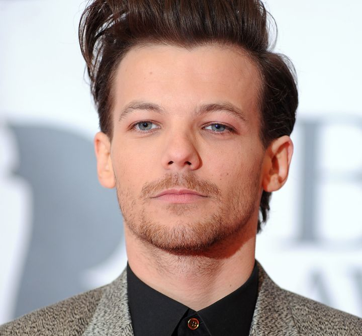 "Louis Tomlinson has no time for ""Larry shippers."""