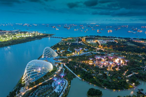 """To what should be nobody's surprise, Singapore topped the <a href=""""https://expatexplorer.hsbc.com/survey/"""" target=""""_blank"""">Ex"""