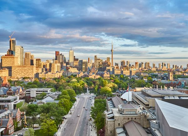 """Toronto earned high marks for its quality of life in not just<a href=""""https://expatexplorer.hsbc.com/survey/"""" target=""""_"""