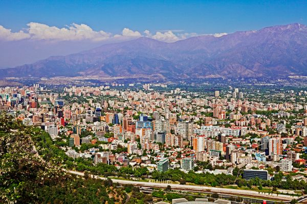 It isn't often that a South American city gracesa conversationabout the bestplaces to move abroad. But we'l