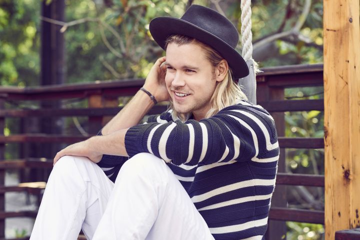 Chord Overstreet Talks \'Homeland,\' His Father And Life After \'Glee ...