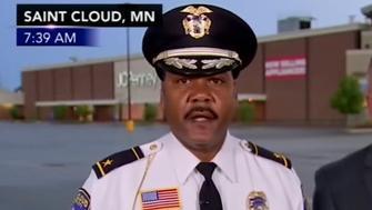 Police Chief William Blair Anderson