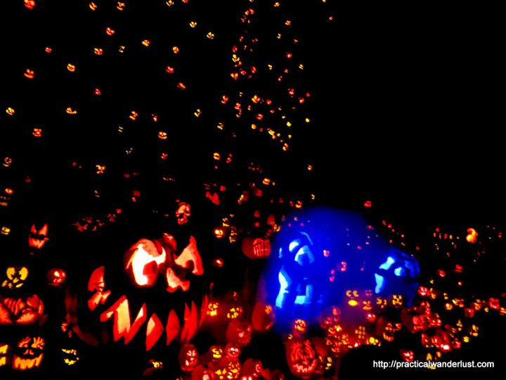 <p>The Jack O&#39;Lantern Spectacular in Louisville, Kentucky is an incredible Halloween attraction!</p>