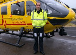 Duke Of Cambridge Describes 'Dark Moments' Of Pilot Job And How He Copes