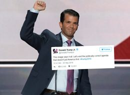 Donald Trump Jr Posted A Really Stupid Tweet About Skittles And Now People Are Mocking Him