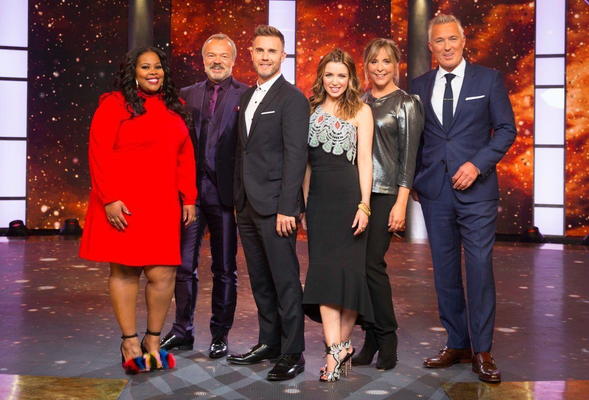 FIRST LOOK At All-Star 'Let It Shine' Judges And