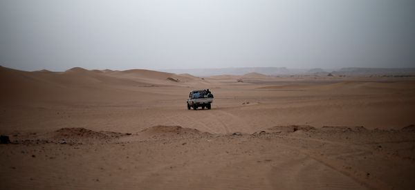 Two Italians, Canadian Kidnapped In Libya, Authorities Say
