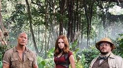 'Jumanji' Reboot Offers A Lesson In What Not To Wear To The