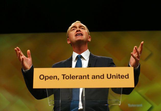 Aid Worker Told Tim Farron Britain Must 'Take Some 'Effing