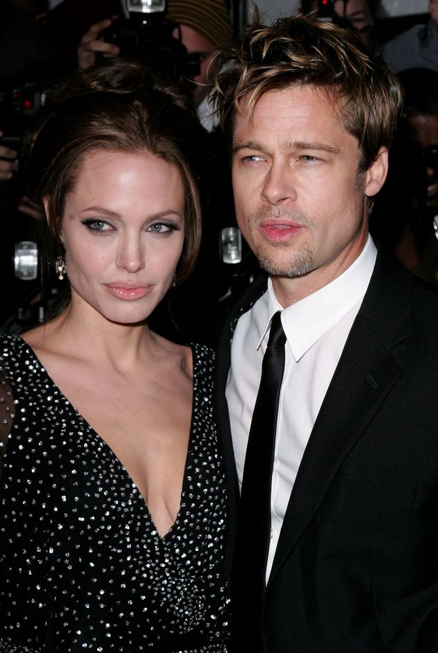 'Brangelina' in the early years of their