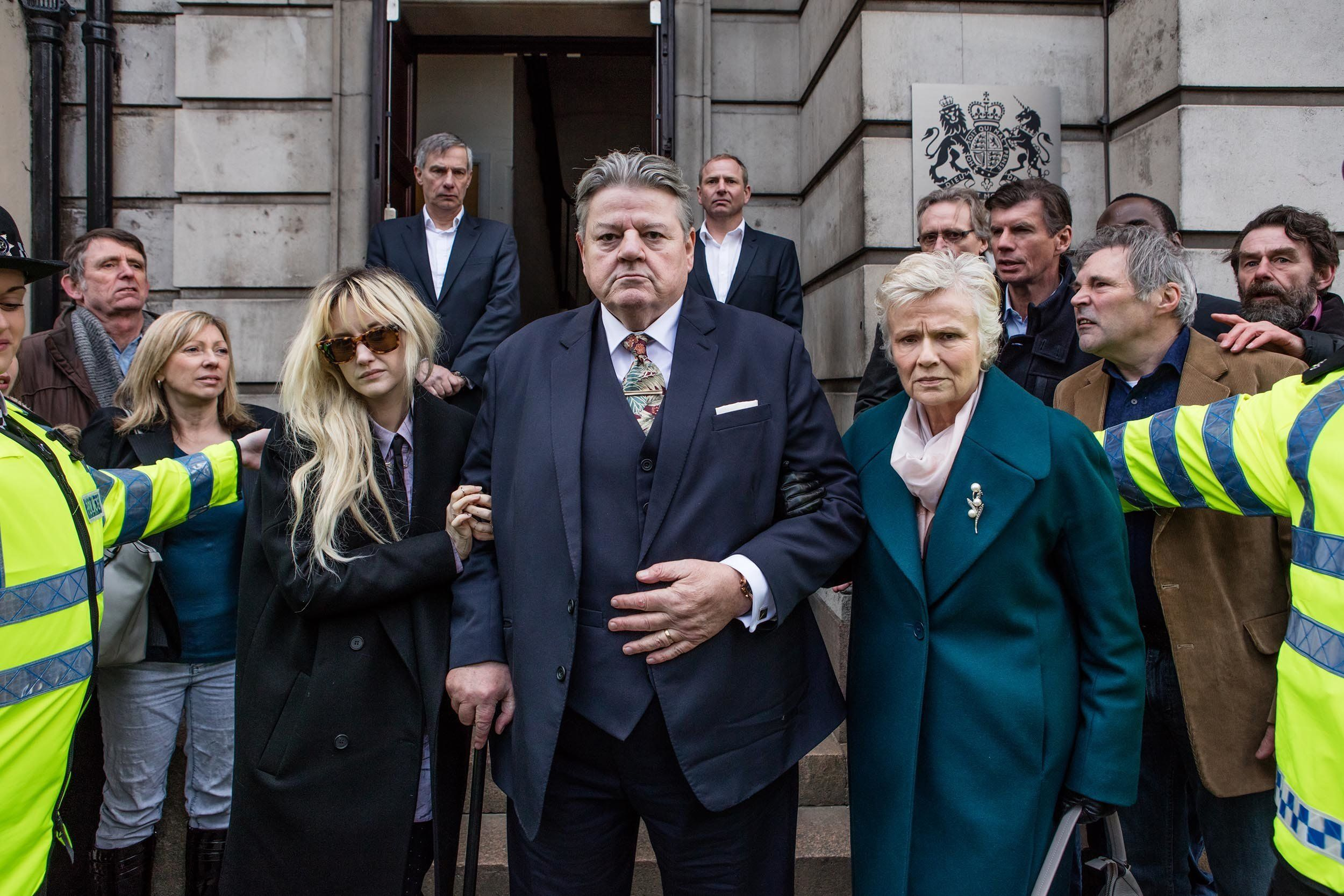 Watching Channel 4's 'National Treasure'? Get To Know The