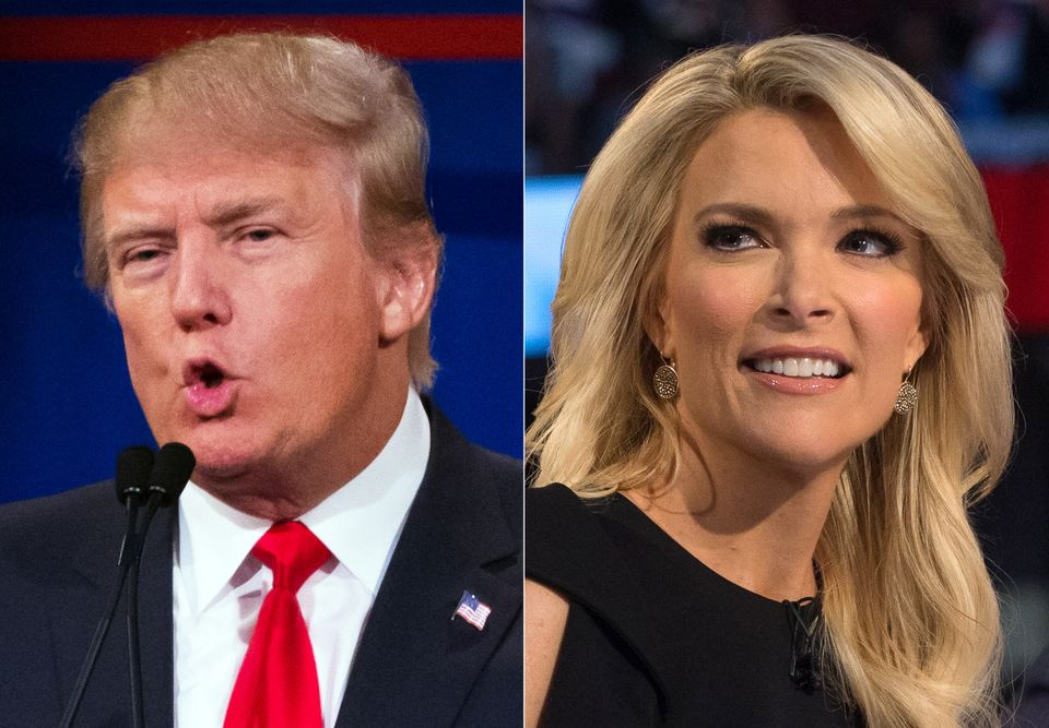 "Trump kicked off the early days of his presidential run in style by famously saying that Fox News' Megyn Kelly had <a href=""h"