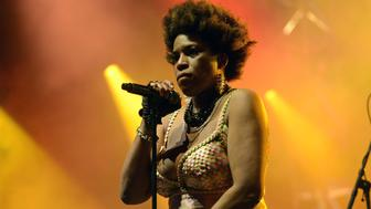 DEL MAR, CA - SEPTEMBER 15:  Singer Macy Gray performs onstage during the KAABOO Del Mar VIP Opening Night on September 15, 2016 in Del Mar, California.  (Photo by Scott Dudelson/WireImage for Kaaboo Del Mar via imageSPACE)
