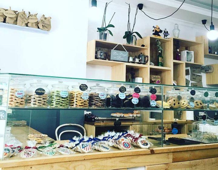 Gula Sana, Cafe in Barcelona
