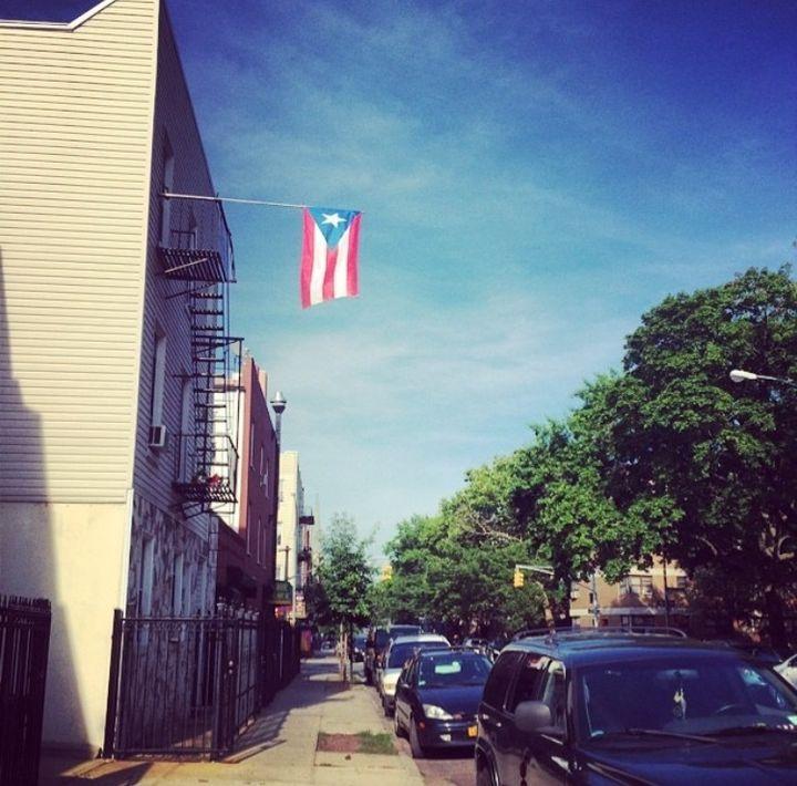 Williamsburg, Brooklyn near Manhattan Avenue