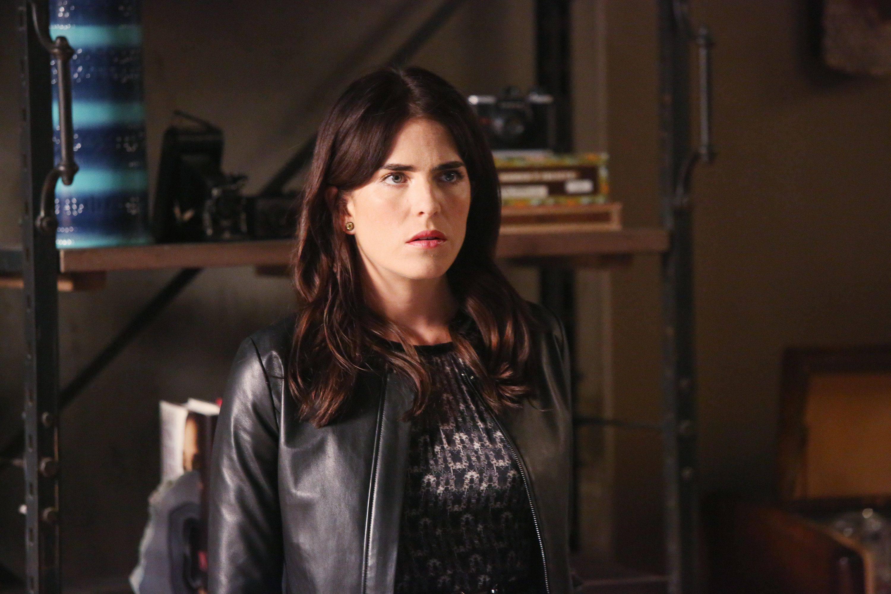 "Karla Souza plays Laurel on ""How To Get Away With Murder."""