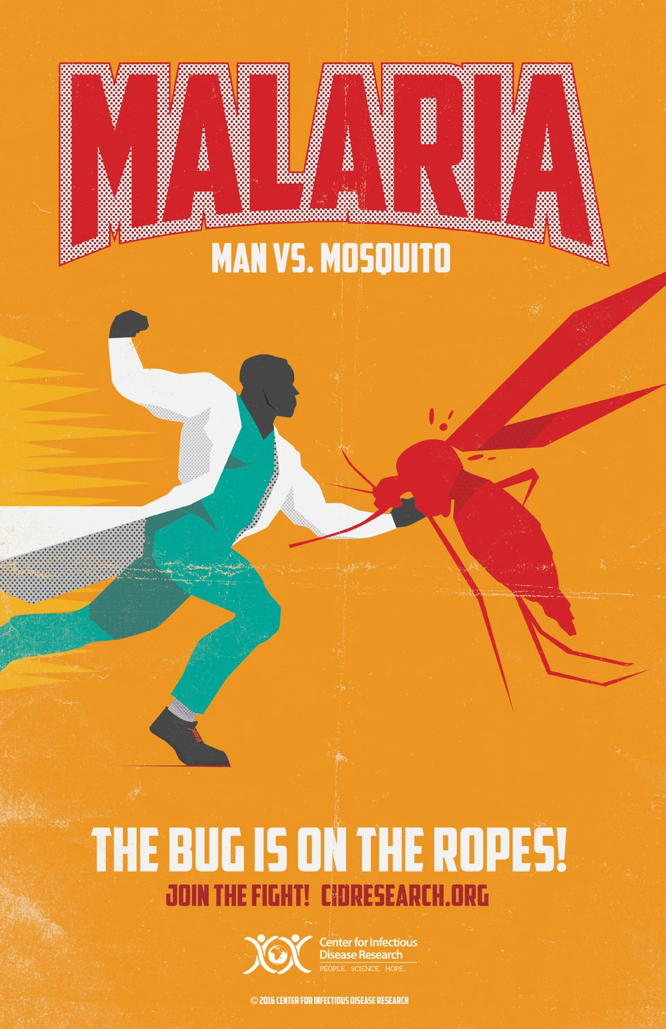 retro disease fighting posters make public health cool again