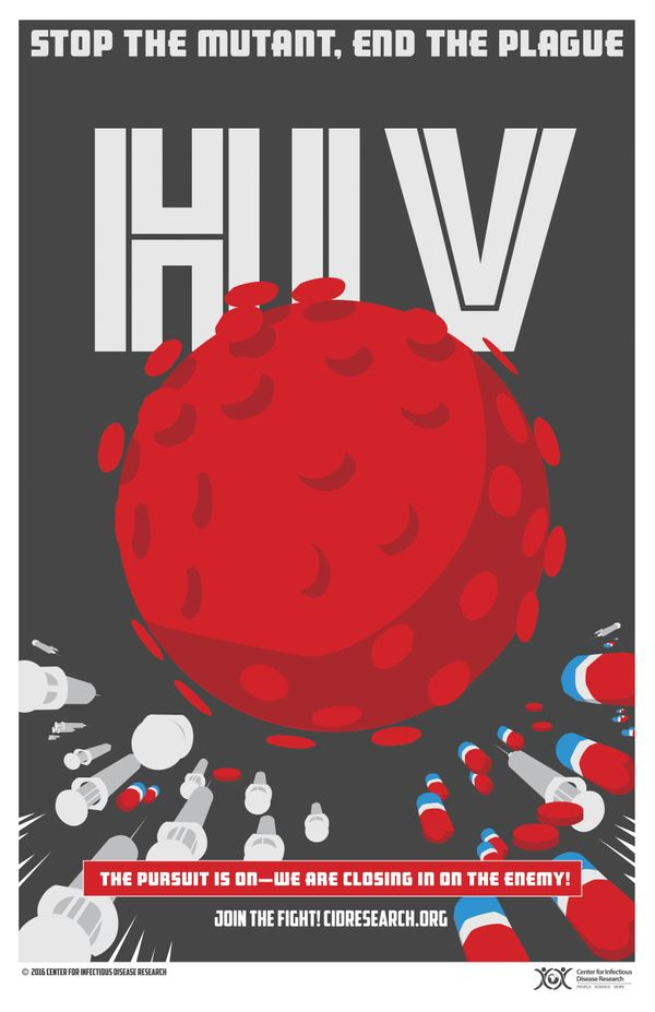 retro disease fighting posters make public health cool again huffpost