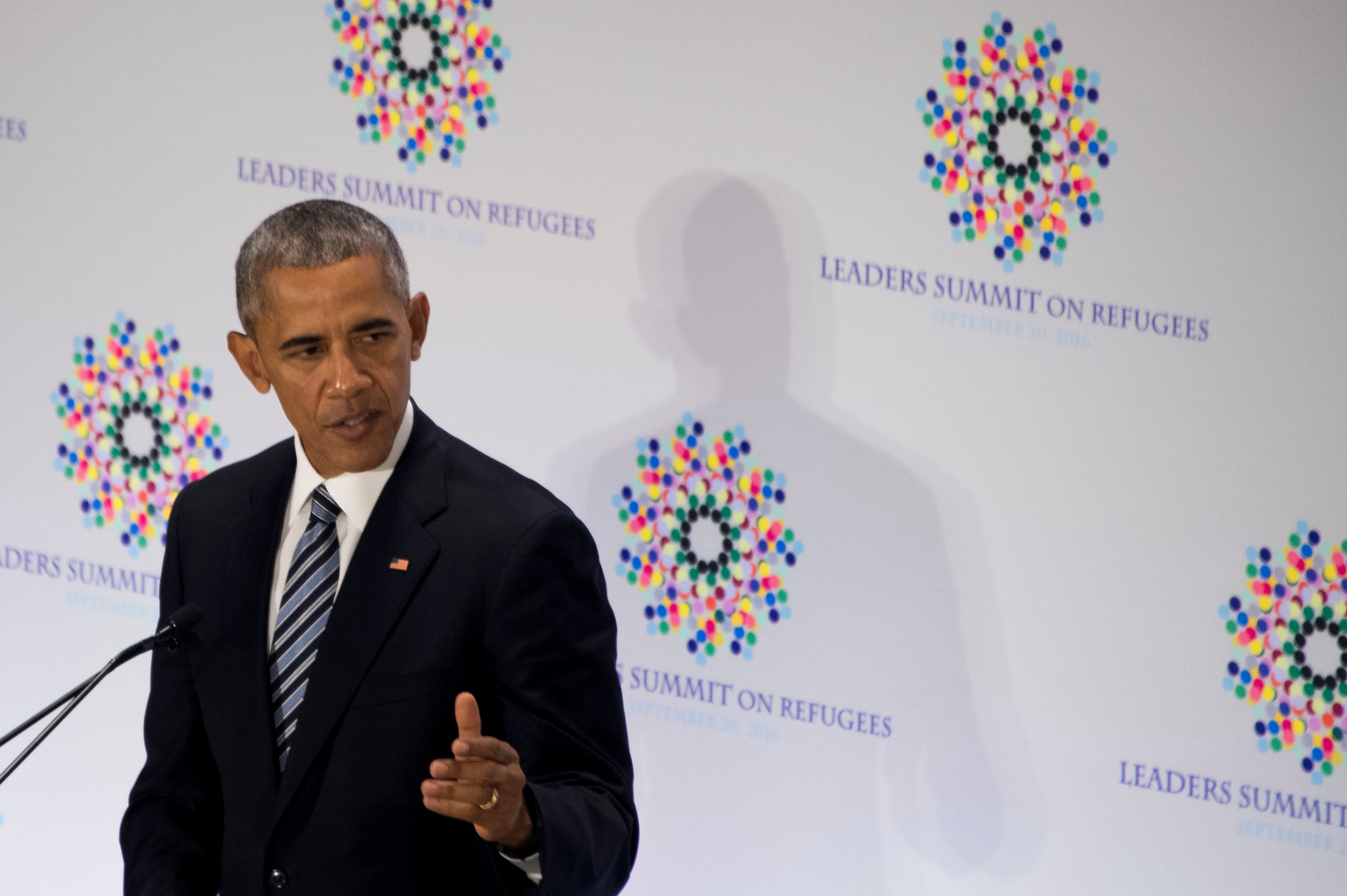 Obama Gathers World Leaders To Pledge Billions In Refugee