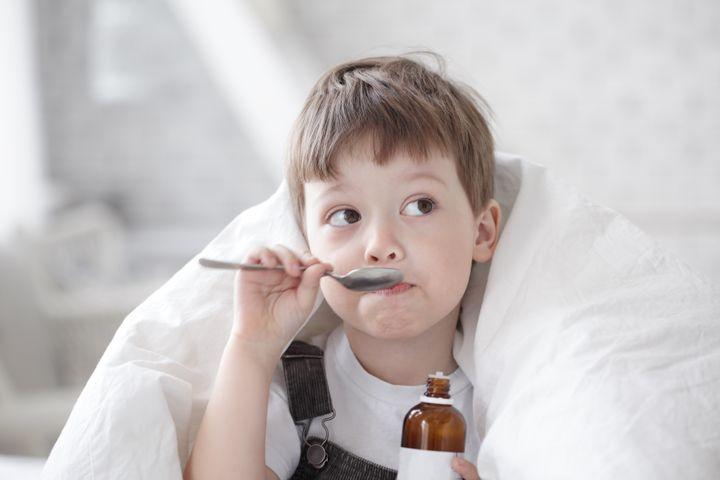 Codeine is not safe for children.