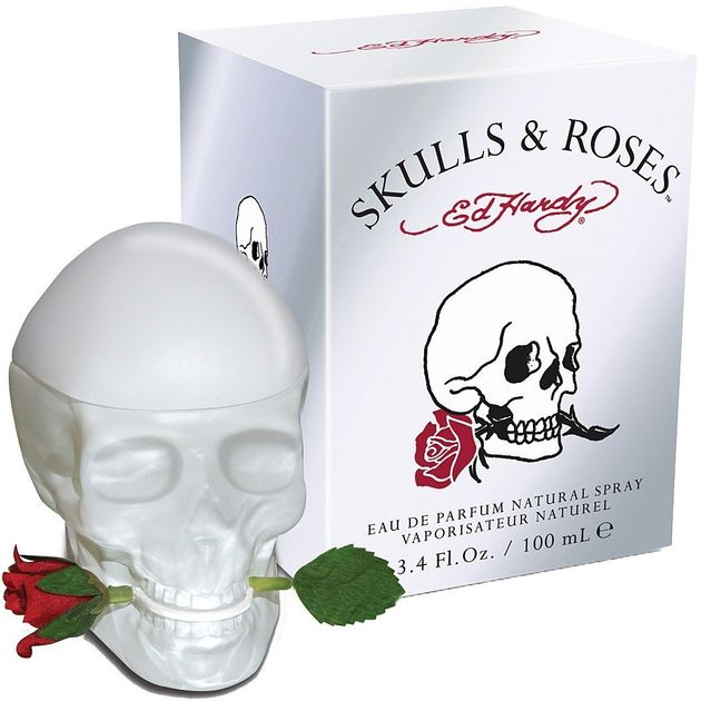 Ed Hardy Skulls & Roses For Her, £23 from