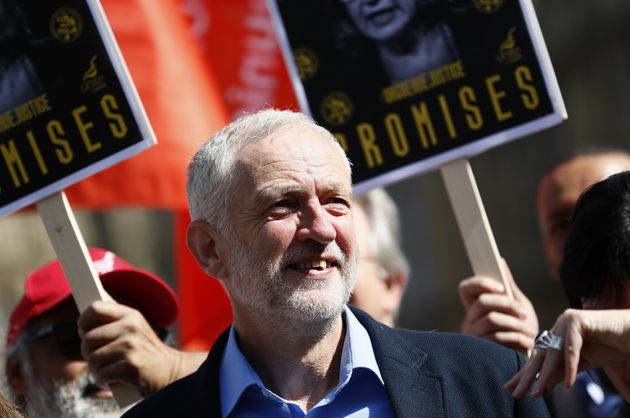 Jeremy Corbyn is expected to win a landslide victory against rival Owen