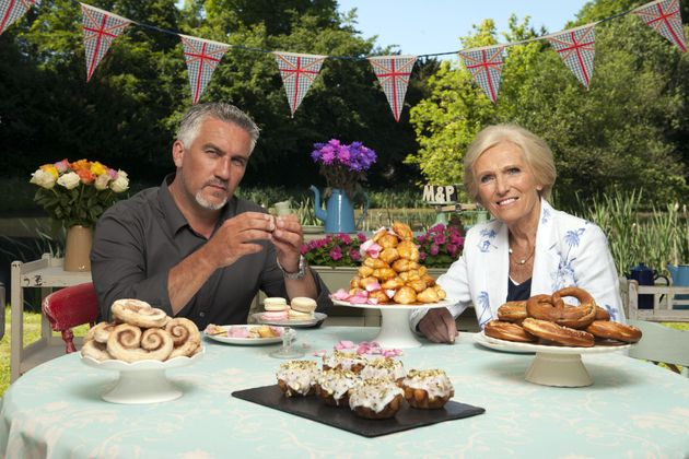 'Bake Off' is now headed to Channel
