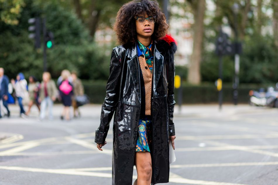 bceb5e02 London Fashion Week 2016: Street Style Looks To Make You Swoon ...