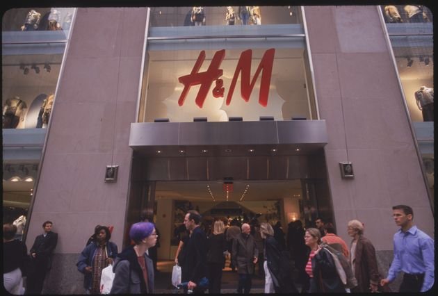 H&M Has Pulled Plus Size Clothing From All New York