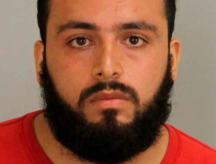 Ahmad Khan Rahami, 28, is shown in Union County, New Jersey, U.S. Prosecutor's Office photo released on September 19, 2016.