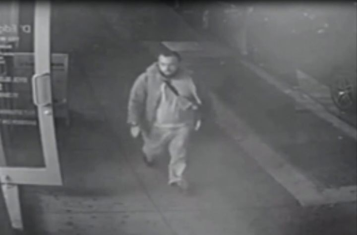 Ahmad Khan Rahami, who is wanted for questioning in connection with an explosion in New York City, is seen in this image take