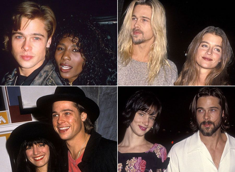 A Brief History Of Brad Pitt's Hollywood