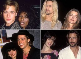 A Brief History Of Brad Pitt's Hollywood Romances
