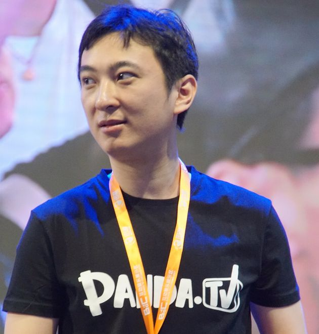 Businessman Wang Sicong is the son of real estate tycoon Wang Jianlin, who is China's richest