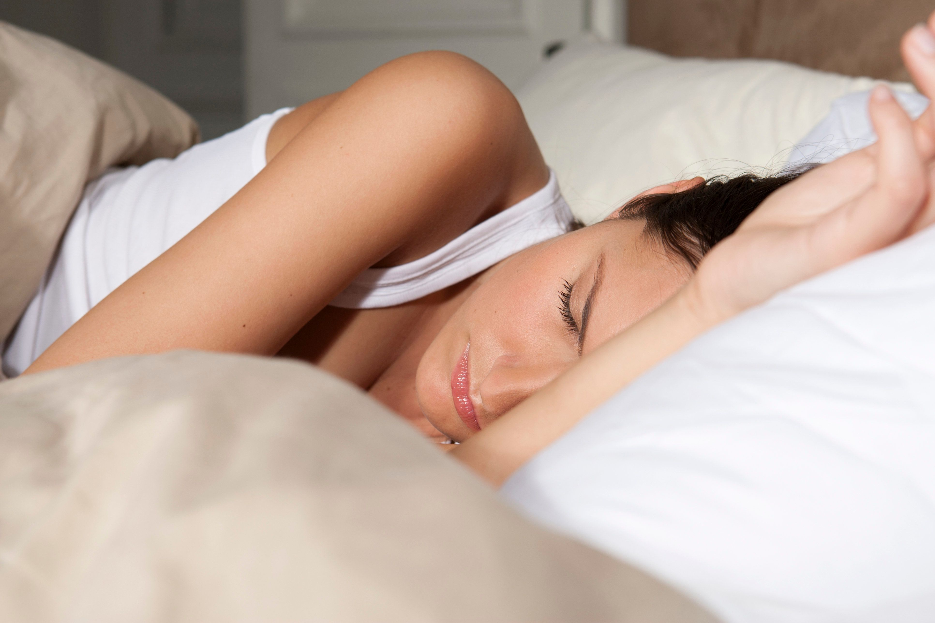 """""""Super sleepers,"""" or people who say getting less than 7 hours of sleep does not have any effect on how they say they feel, may actually be sleep deprived."""