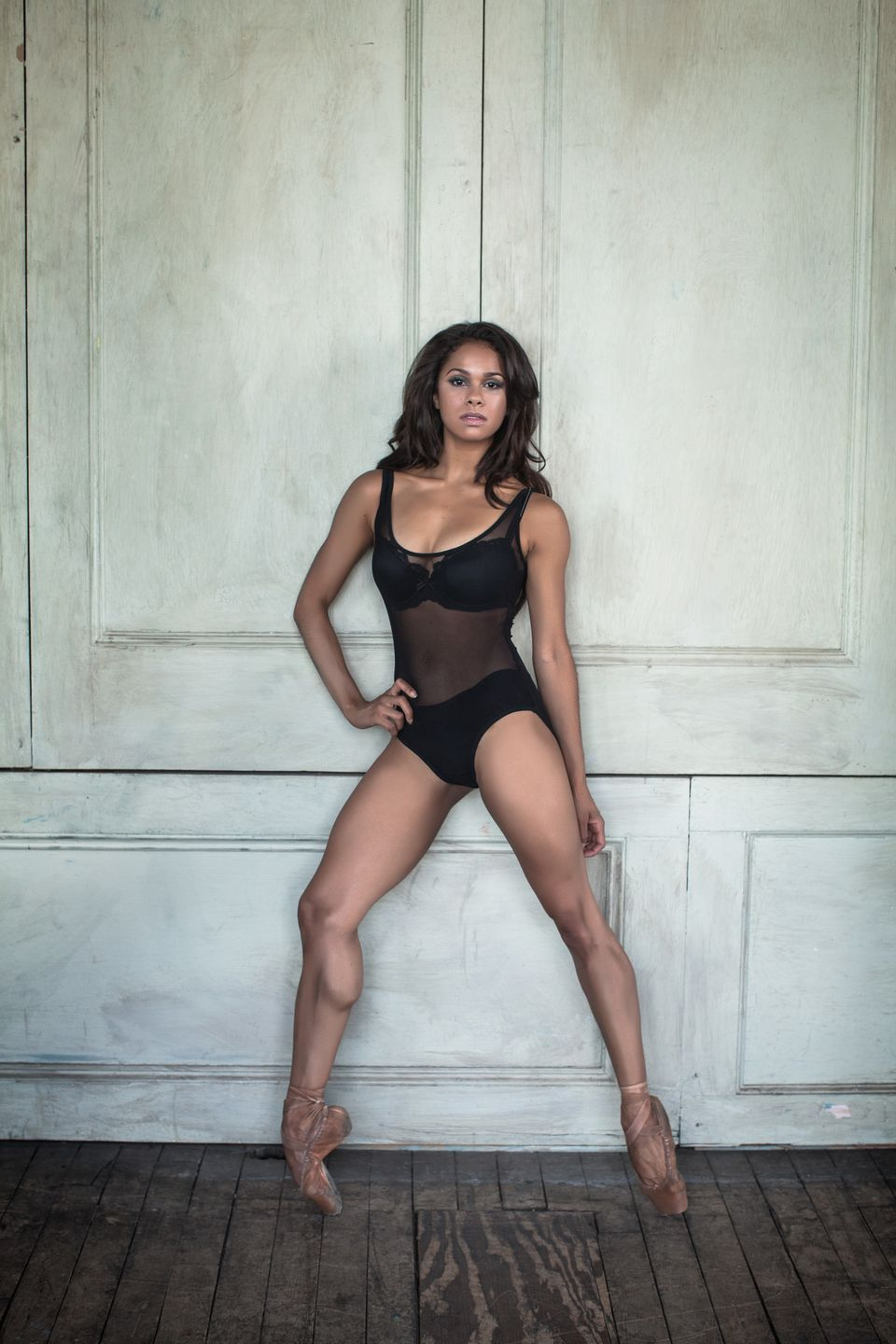 Misty Copeland Is A 21st-Century Queen In New Photography