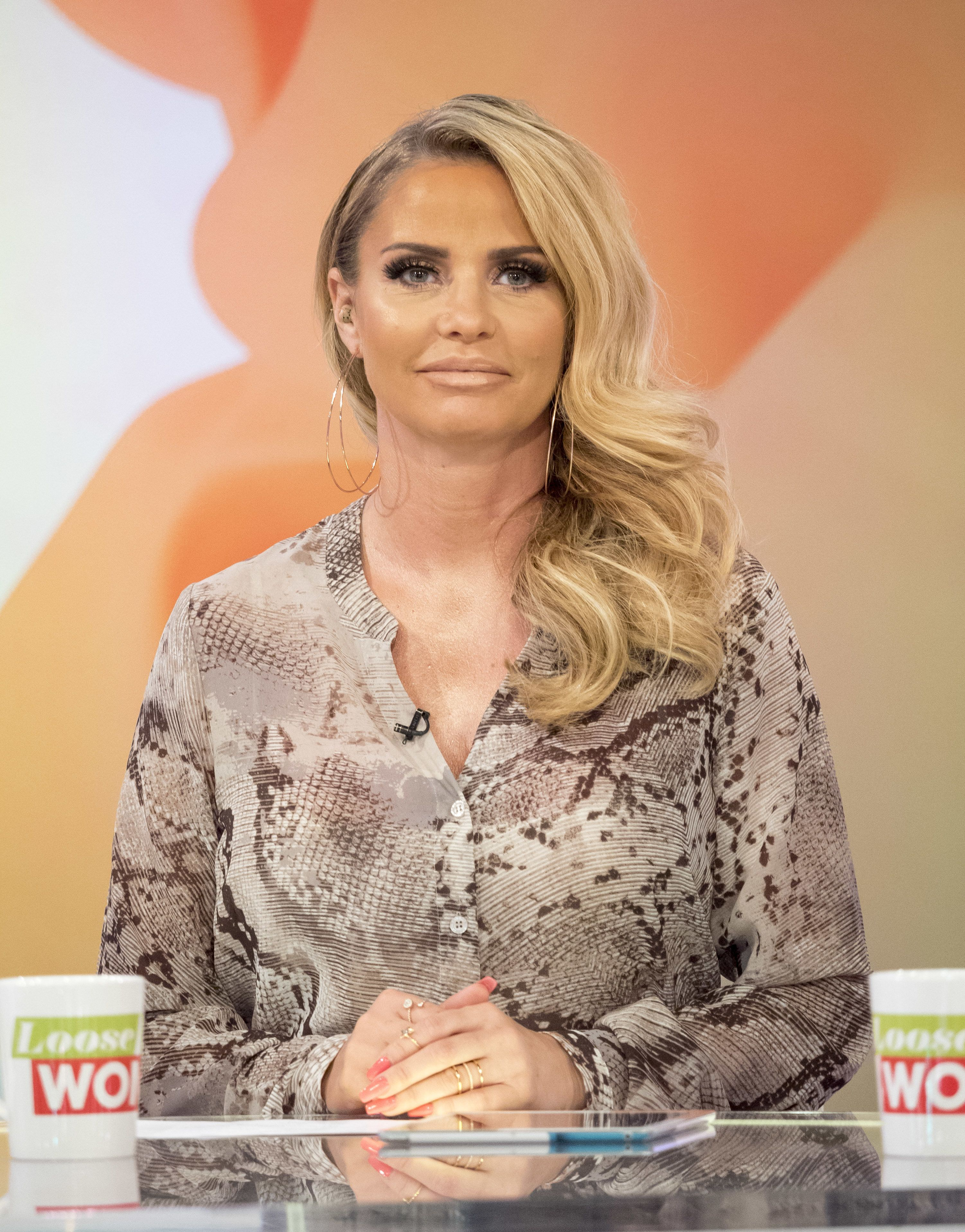 Katie Price On The One Moment She Got A Telling Off From 'Loose Women'