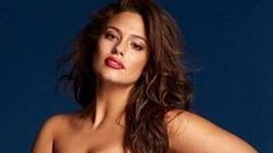 Ashley Graham Poses Completely Nude In Grazia
