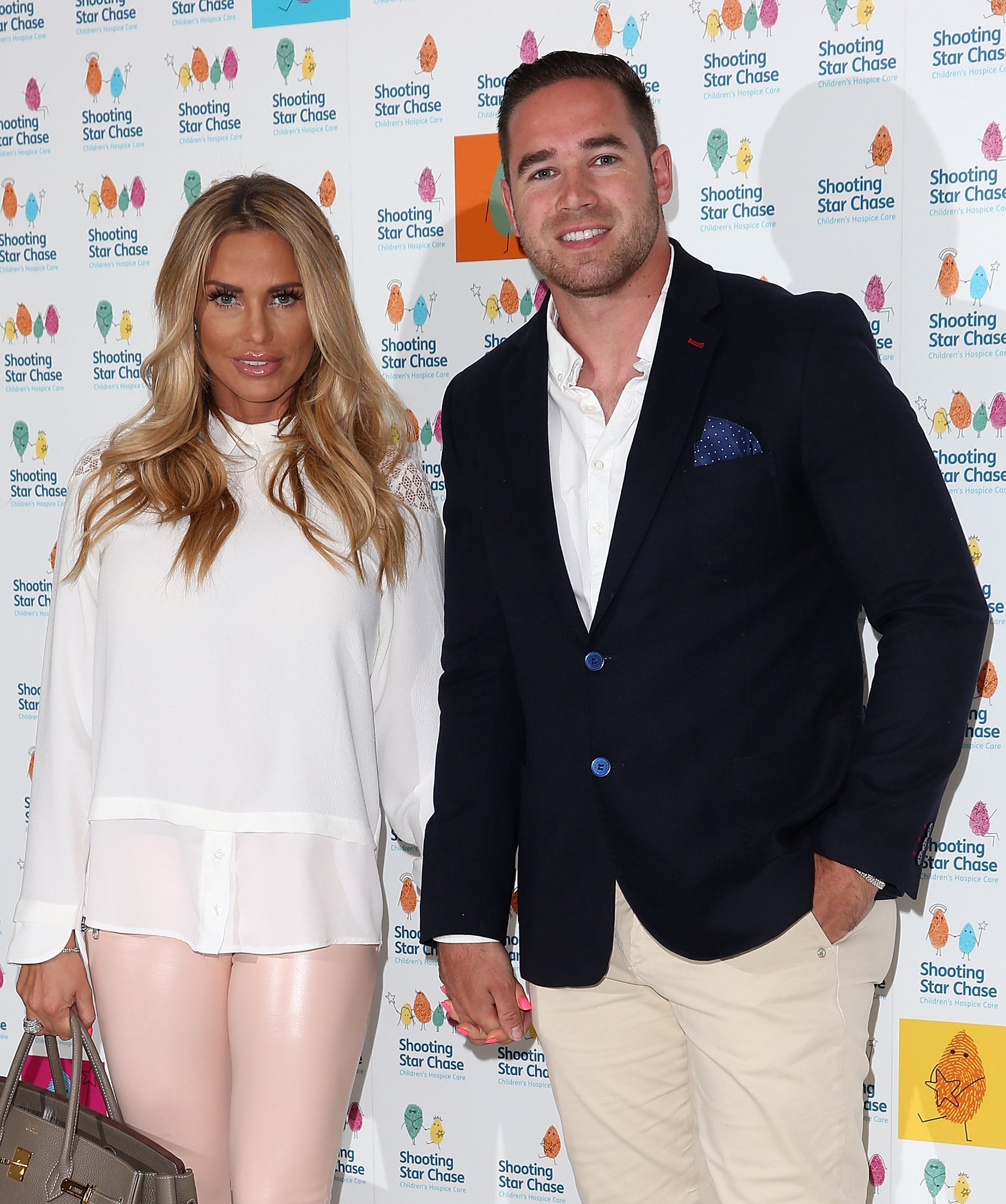 Katie Price and Kieran