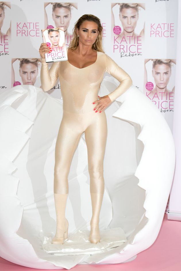 Katie Price's latest photocall was, of course, completely