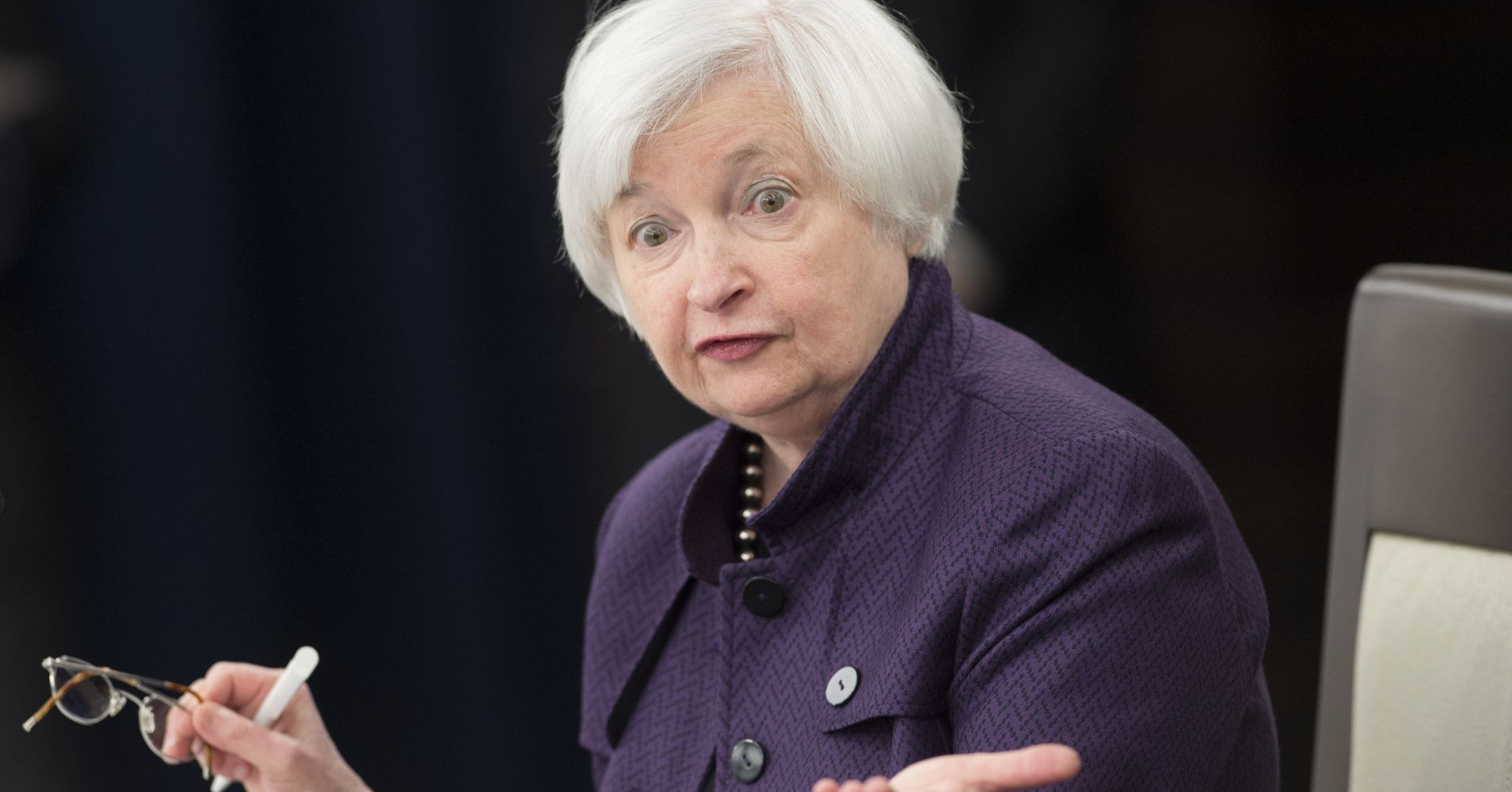 Yellen globalization makes higher education increasingly important wall street journal - Janet Yellen Has The Perfect Response To Donald Trump S Criticism