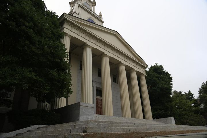Phillips Academy, founded in 1778, is an independent boarding high school located in Andover, Massachusetts.