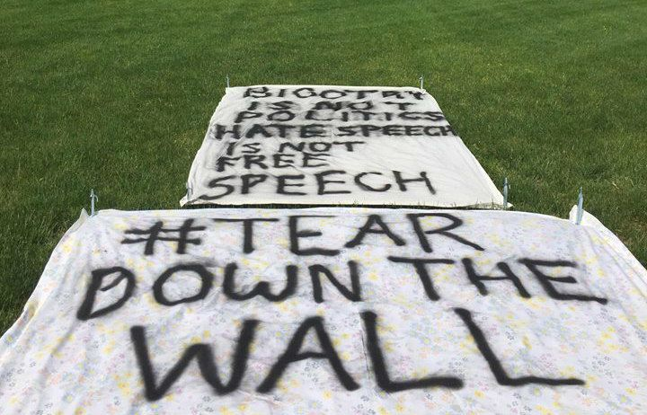 """Bigotry is not Politics 