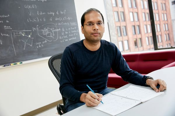 The 38-year-oldprofessor of computer scienceatNew York University is workingto answerone broad