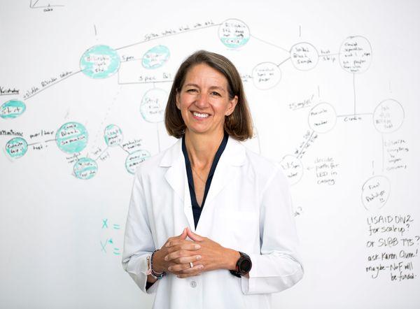 The 52-year-old bioengineering professorfromRice Universityworks innanotechnology, molecular imaging