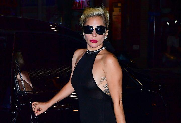 Lady Gaga on Sept. 15.