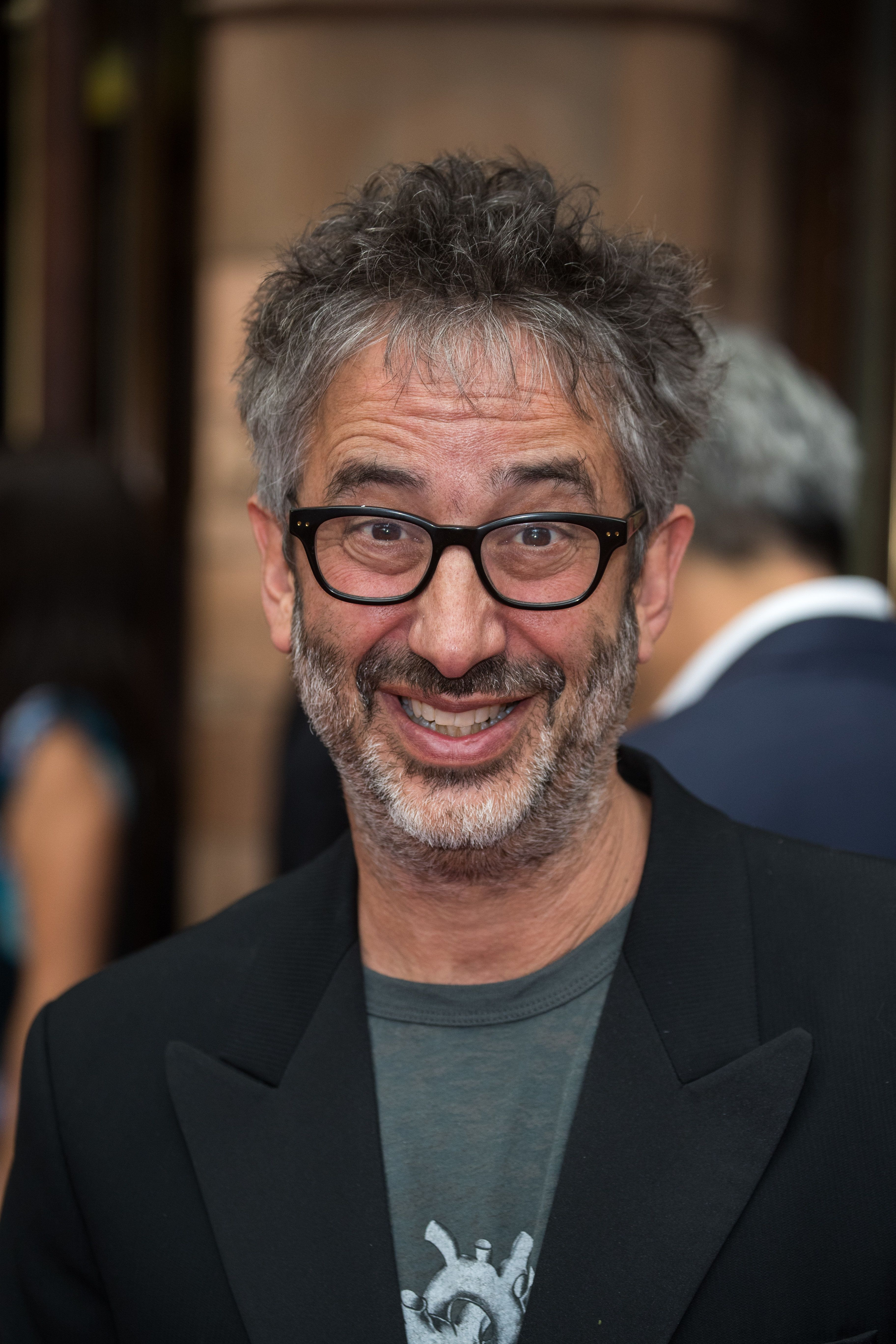 David Baddiel Explains How He 'Nearly Had A Threesome' With Two Spice
