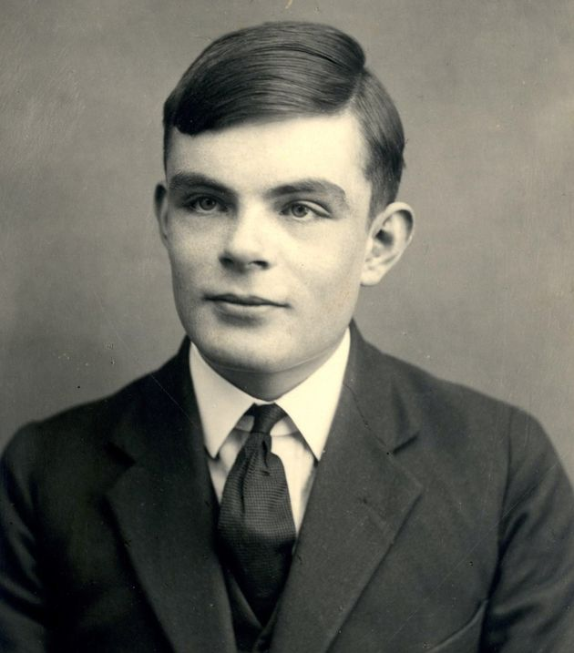Alan Turing waspardoned in