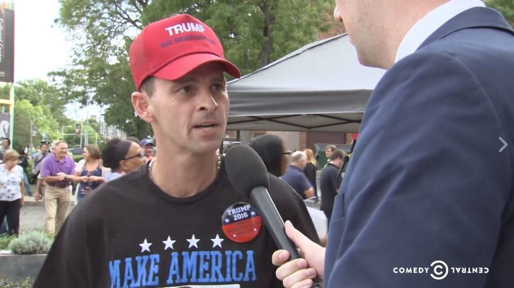 These Trump Supporters Have Some Really, Really Silly