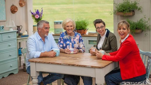 Mary Berry and her 'Bake Off'